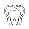 Bliley Dental Root Canals Icon