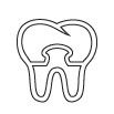 Bliley Dental Crowns and Bridgework Icon