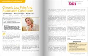 Bliley Dental TMD Article