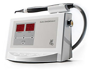 Bliley Dental Laser Decay Diagnosis